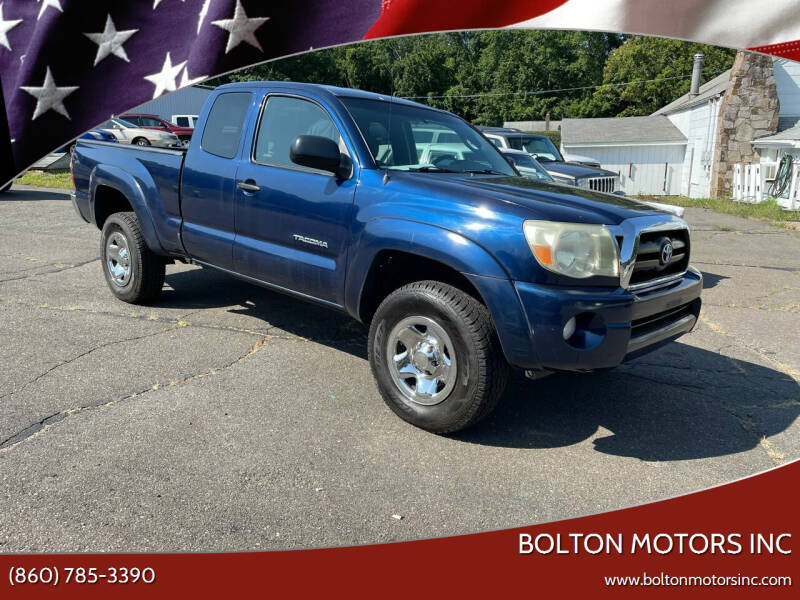 2008 Toyota Tacoma for sale at BOLTON MOTORS INC in Bolton CT