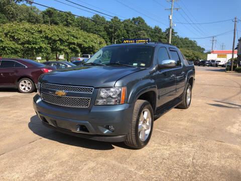 2012 Chevrolet Avalanche for sale at Oceana Motors in Virginia Beach VA