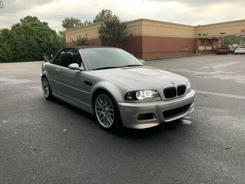 2002 BMW M3 for sale at Wheel Deal Auto Sales LLC in Norfolk VA