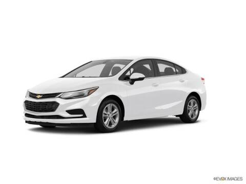 2017 Chevrolet Cruze for sale at Ken Wilson Ford in Canton NC