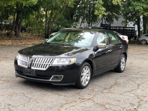 2010 Lincoln MKZ for sale at Emory Street Auto Sales and Service in Attleboro MA