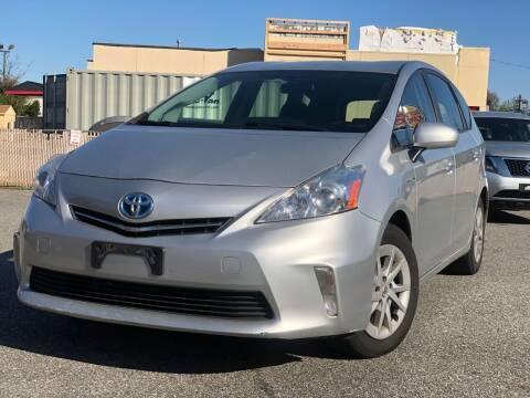 2014 Toyota Prius v for sale at MAGIC AUTO SALES - Magic Auto Prestige in South Hackensack NJ