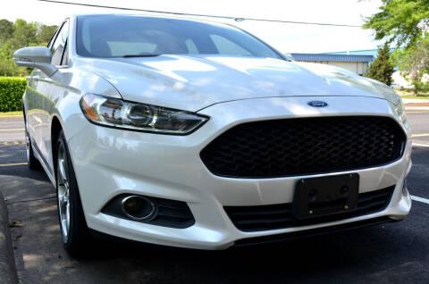 2013 Ford Fusion for sale at Prime Auto Sales LLC in Virginia Beach VA