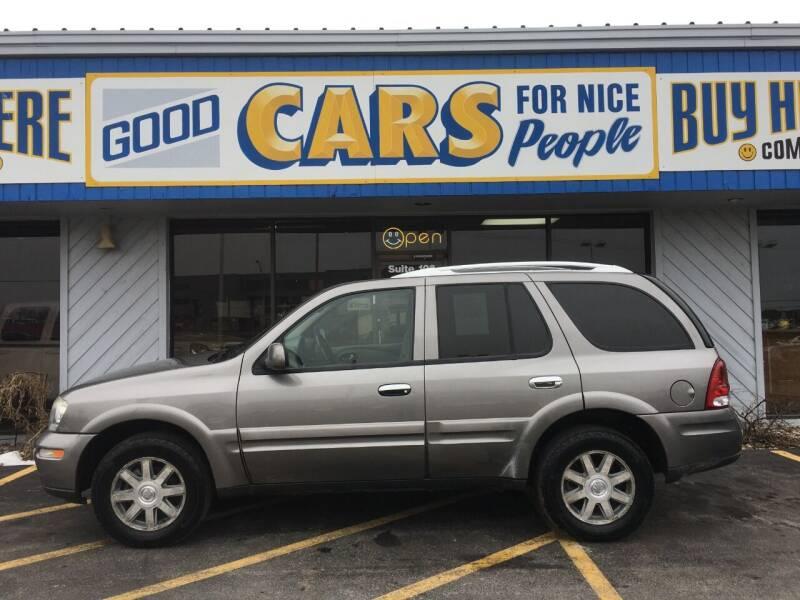 2006 Buick Rainier for sale at Good Cars 4 Nice People in Omaha NE