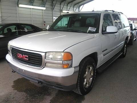 2005 GMC Yukon XL for sale at Cj king of car loans/JJ's Best Auto Sales in Troy MI