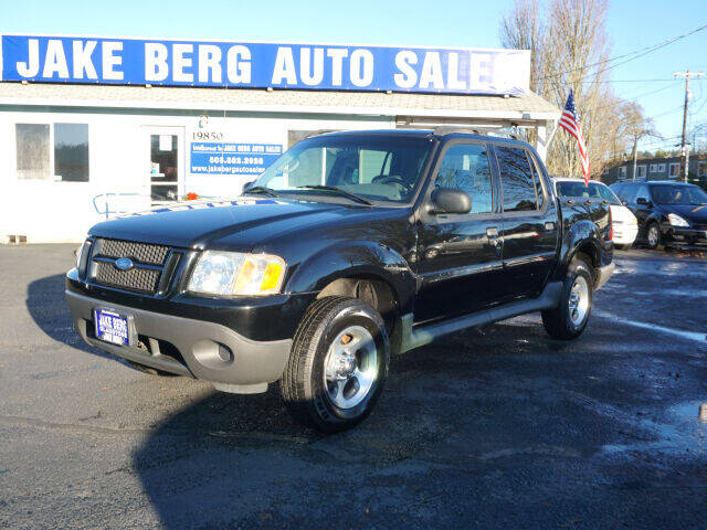 2005 Ford Explorer Sport Trac for sale at Jake Berg Auto Sales in Gladstone OR