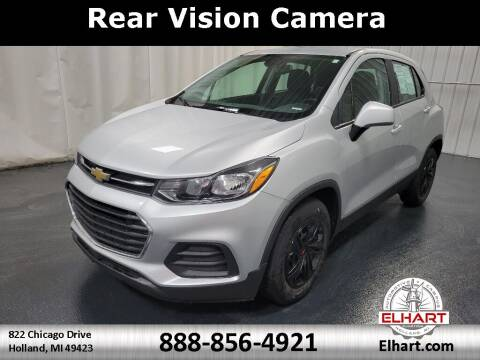 2017 Chevrolet Trax for sale at Elhart Automotive Campus in Holland MI