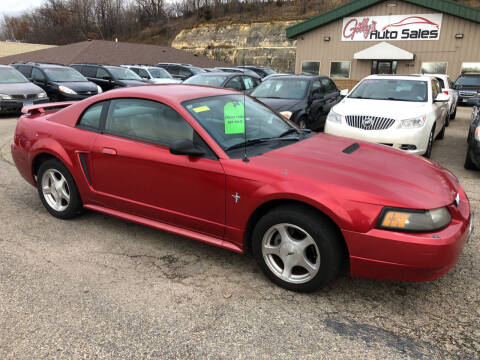 2001 Ford Mustang for sale at Gilly's Auto Sales in Rochester MN