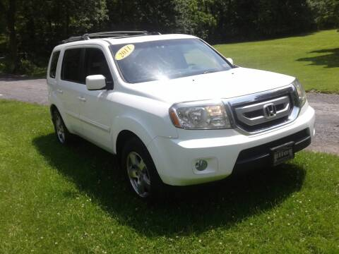 2011 Honda Pilot for sale at ELIAS AUTO SALES in Allentown PA