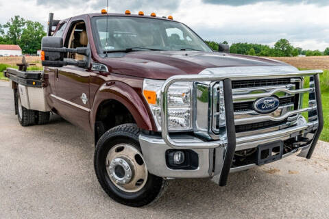 2013 Ford F-350 Super Duty for sale at Fruendly Auto Source in Moscow Mills MO