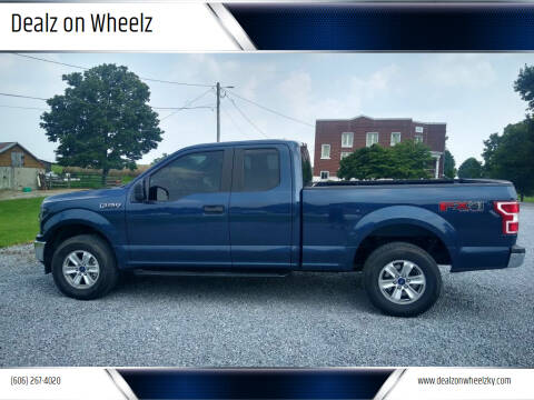 2018 Ford F-150 for sale at Dealz on Wheelz in Ewing KY