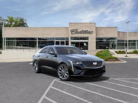 2021 Cadillac CT4 for sale at Southern Auto Solutions - Capital Cadillac in Marietta GA