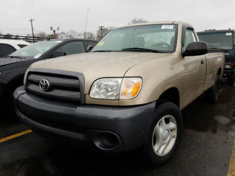 2006 Toyota Tundra for sale at Irving Auto Sales in Whitman MA