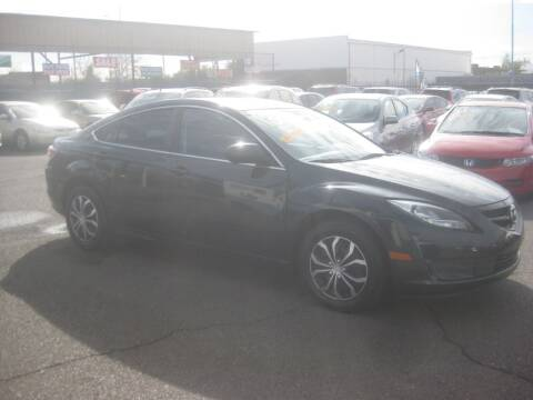 2013 Mazda MAZDA6 for sale at Town and Country Motors - 1702 East Van Buren Street in Phoenix AZ