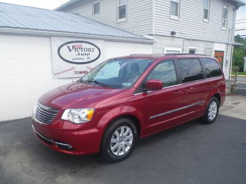 2014 Chrysler Town and Country for sale at VICTORY AUTO in Lewistown PA