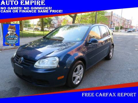 2007 Volkswagen Rabbit for sale at Auto Empire in Brooklyn NY