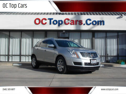 2015 Cadillac SRX for sale at OC Top Cars in Irvine CA