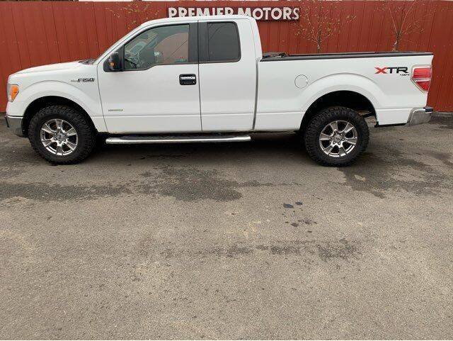 2011 Ford F-150 for sale at PREMIERMOTORS  INC. in Milton Freewater OR