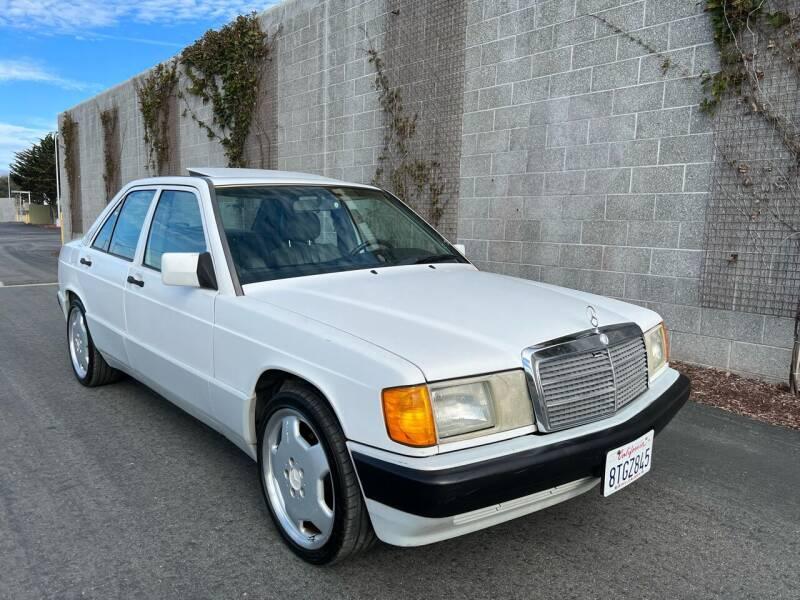 1993 Mercedes-Benz 190-Class for sale at Dodi Auto Sales in Monterey CA