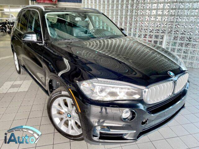 2015 BMW X5 for sale at iAuto in Cincinnati OH