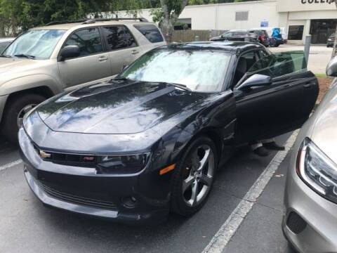 2014 Chevrolet Camaro for sale at Southern Auto Solutions-Jim Ellis Hyundai in Marietta GA