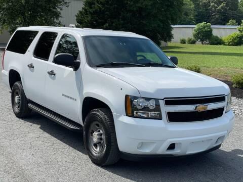 2007 Chevrolet Suburban for sale at ECONO AUTO INC in Spotsylvania VA