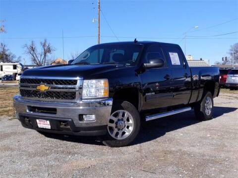 2014 Chevrolet Silverado 2500HD for sale at Bryans Car Corner in Chickasha OK