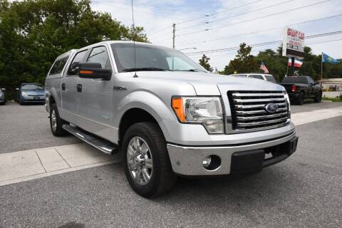 2012 Ford F-150 for sale at Grant Car Concepts in Orlando FL