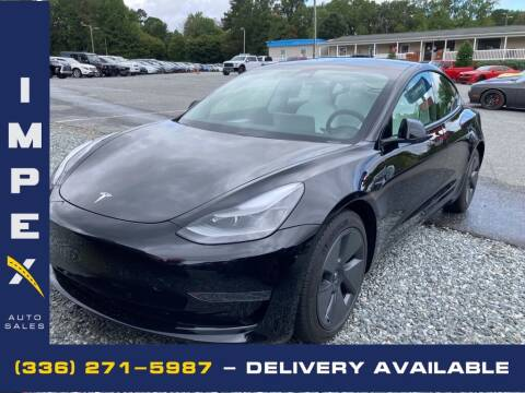 2021 Tesla Model 3 for sale at Impex Auto Sales in Greensboro NC