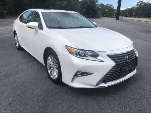 2018 Lexus ES 350 for sale at GOLD COAST IMPORT OUTLET in St Simons GA
