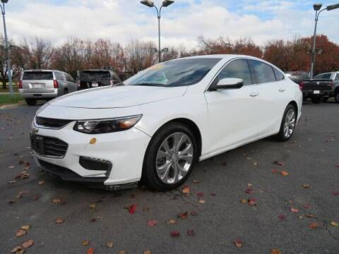 2017 Chevrolet Malibu for sale at Low Cost Cars in Circleville OH