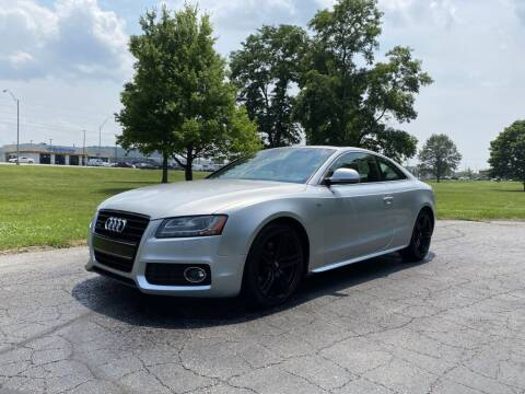 2008 Audi A5 for sale at Moundbuilders Motor Group in Heath OH