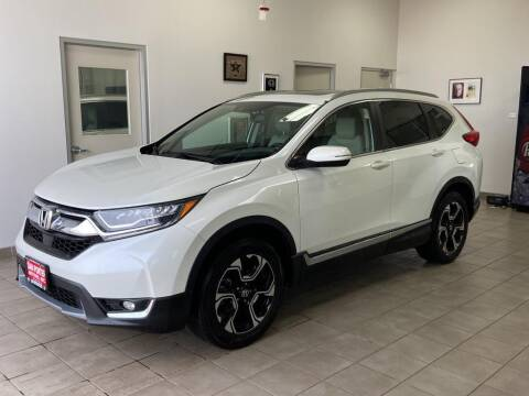 2017 Honda CR-V for sale at DAN PORTER MOTORS in Dickinson ND