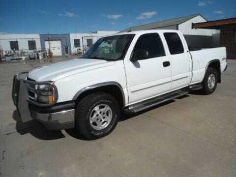 2003 Chevrolet Silverado 1500 for sale at Twin City Motors in Scottsbluff NE