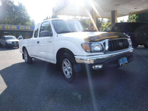 2004 Toyota Tacoma for sale at Brooks Motor Company, Inc in Milwaukie OR
