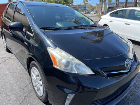 2014 Toyota Prius v for sale at CARZ in San Diego CA