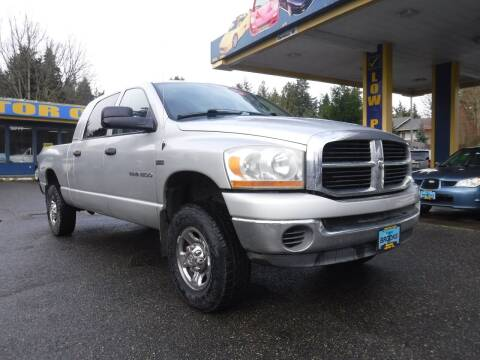 2006 Dodge Ram Pickup 1500 for sale at Brooks Motor Company, Inc in Milwaukie OR