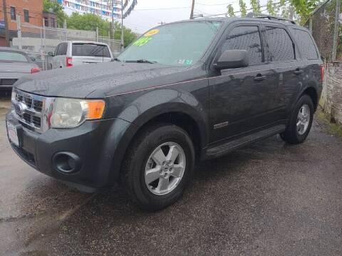 2008 Ford Escape for sale at Dan Kelly & Son Auto Sales in Philadelphia PA