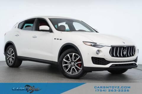 2018 Maserati Levante for sale at JumboAutoGroup.com - Carsntoyz.com in Hollywood FL