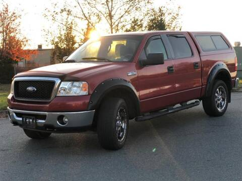 2008 Ford F-150 for sale at Real Deal Auto in Fredericksburg VA