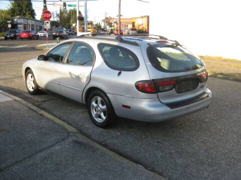 2003 Ford Taurus for sale at UNIVERSITY MOTORSPORTS in Seattle WA