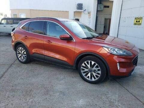 2020 Ford Escape for sale at Platinum Car Brokers in Spearfish SD