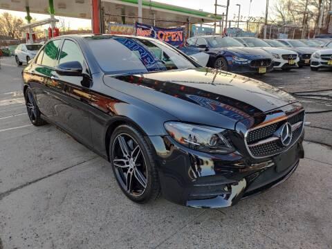 2018 Mercedes-Benz E-Class for sale at LIBERTY AUTOLAND INC - LIBERTY AUTOLAND II INC in Queens Villiage NY