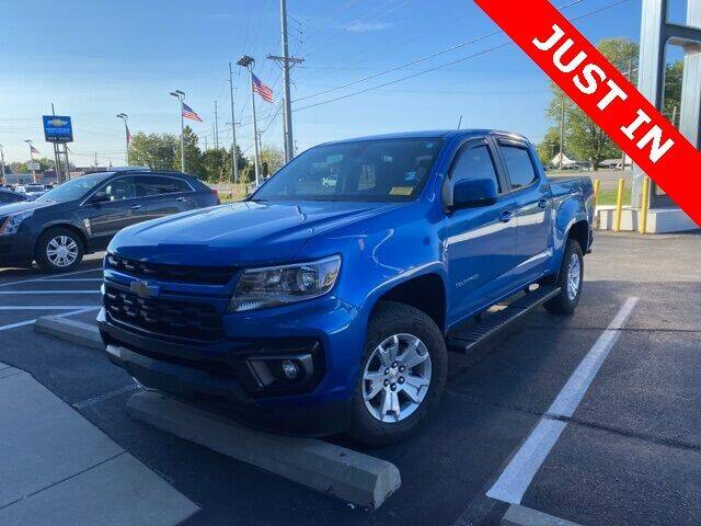 2021 Chevrolet Colorado for sale in Louisville, KY