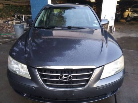 2009 Hyundai Sonata for sale at Moreland Motorsports in Conley GA
