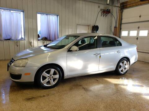 2008 Volkswagen Jetta for sale at Sand's Auto Sales in Cambridge MN