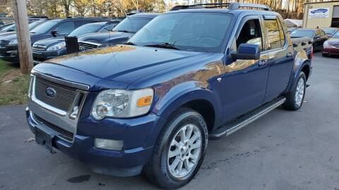 2007 Ford Explorer Sport Trac for sale at GA Auto IMPORTS  LLC in Buford GA