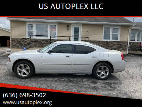 2009 Dodge Charger for sale at US AUTOPLEX LLC in Wentzville MO