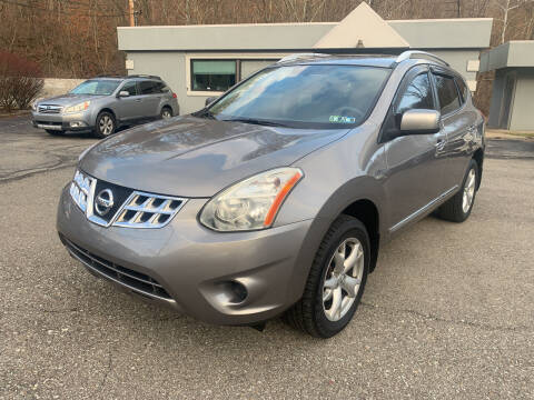 2011 Nissan Rogue for sale at B & P Motors LTD in Glenshaw PA