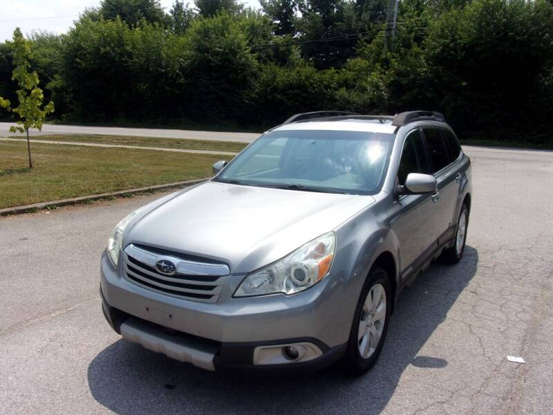 2011 Subaru Outback for sale at Auto Sales Sheila, Inc in Louisville KY